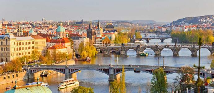 Willkommen in Prag, der Stadt der 100 Türme