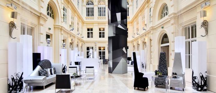 4 Hotel Barcelo Praha 3 oder 4 Tage Kurzurlaub mit Sightseeing
