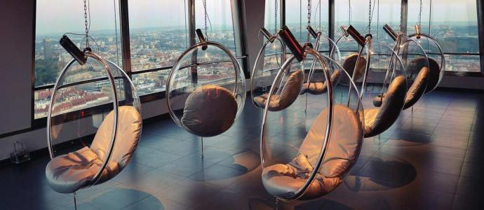 Fernsehturm Towerpark Praha