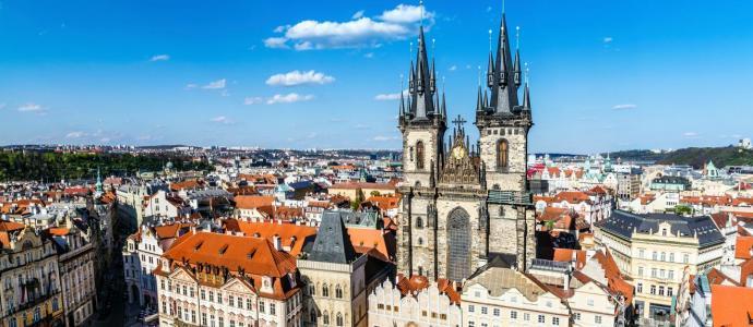 Sightseeing, Kultur und Shopping im vielfältigen Prag